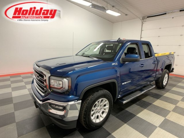 2019 Sierra 1500 Extended Cab 4x4,  Pickup #19G131 - photo 1