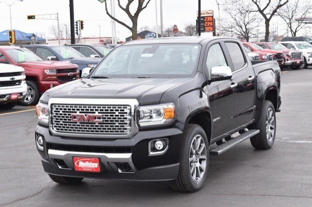2019 Canyon Crew Cab 4x4,  Pickup #19G164 - photo 9