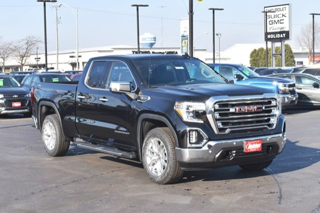 2019 Sierra 1500 Extended Cab 4x4,  Pickup #19G180 - photo 8