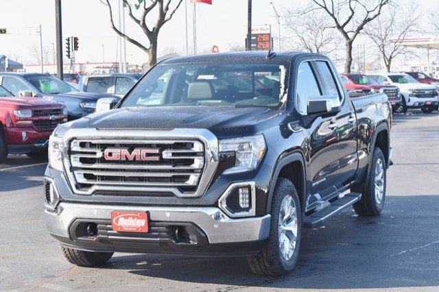 2019 Sierra 1500 Extended Cab 4x4,  Pickup #19G180 - photo 9