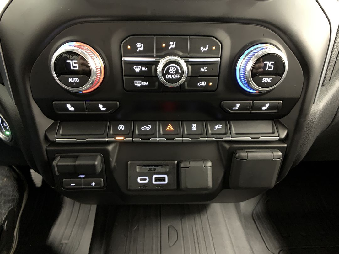 2019 Sierra 1500 Extended Cab 4x4,  Pickup #19G213 - photo 42