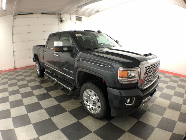 2019 Sierra 2500 Crew Cab 4x4,  Pickup #19G250 - photo 7