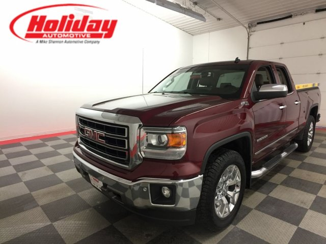 2014 Sierra 1500 Double Cab 4x4,  Pickup #19G266A - photo 1