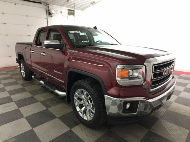 2014 Sierra 1500 Double Cab 4x4,  Pickup #19G266A - photo 10