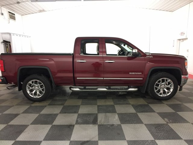 2014 Sierra 1500 Double Cab 4x4,  Pickup #19G266A - photo 9