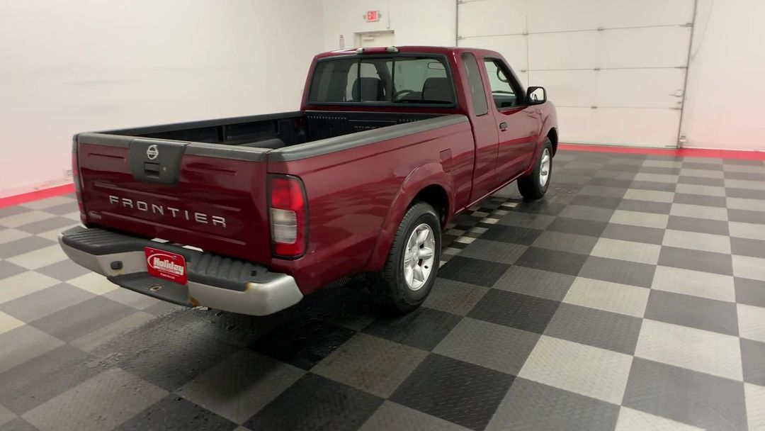 2004 Frontier 4x2,  Pickup #19G290BB - photo 1