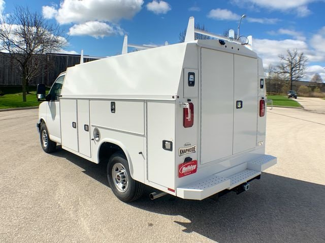2019 Savana 3500 4x2,  Knapheide KUV Service Utility Van #19G296 - photo 2