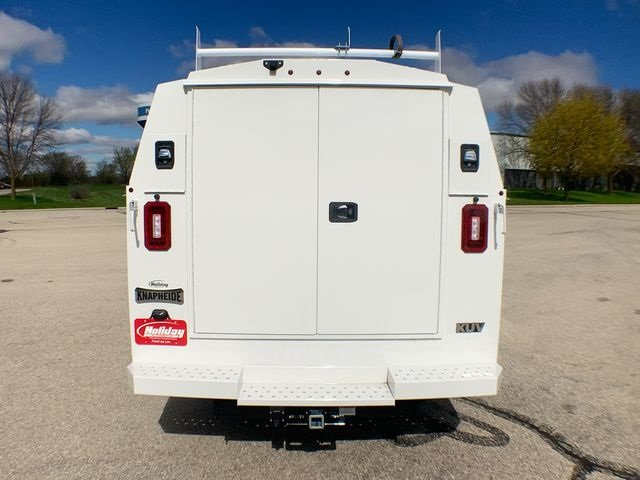 2019 Savana 3500 4x2,  Knapheide Service Utility Van #19G296 - photo 8