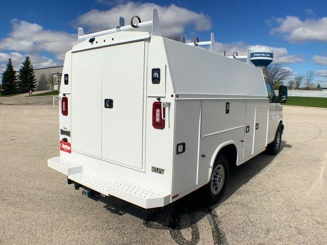 2019 Savana 3500 4x2,  Knapheide Service Utility Van #19G296 - photo 9