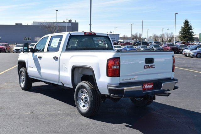 2019 Sierra 2500 Crew Cab 4x4,  Pickup #19G301 - photo 1