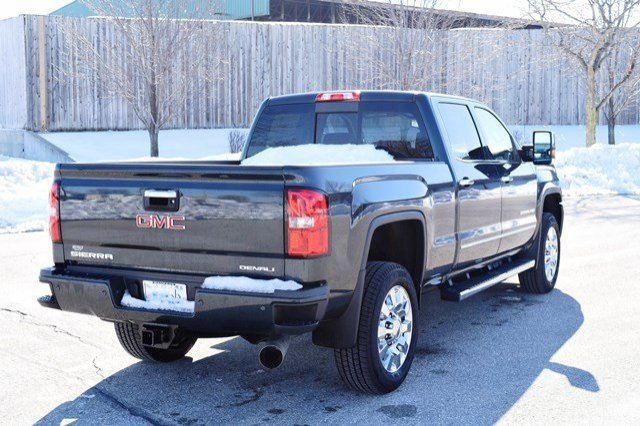 2019 Sierra 2500 Crew Cab 4x4,  Pickup #19G315 - photo 10