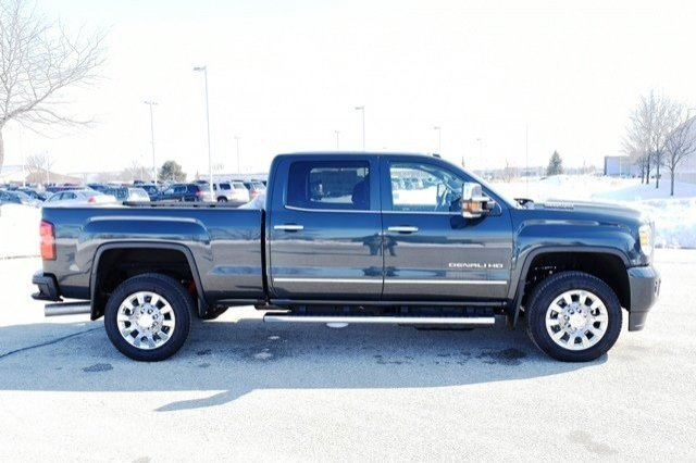 2019 Sierra 2500 Crew Cab 4x4,  Pickup #19G315 - photo 11