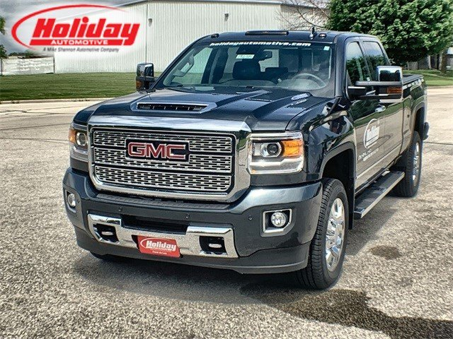 2019 Sierra 2500 Crew Cab 4x4,  Pickup #19G315 - photo 1