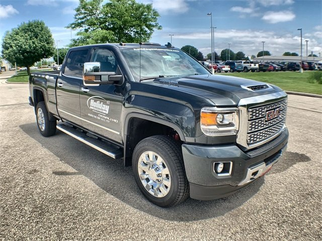 2019 Sierra 2500 Crew Cab 4x4,  Pickup #19G315 - photo 12