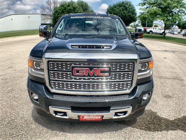 2019 Sierra 2500 Crew Cab 4x4,  Pickup #19G315 - photo 13