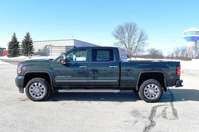 2019 Sierra 2500 Crew Cab 4x4,  Pickup #19G315 - photo 5