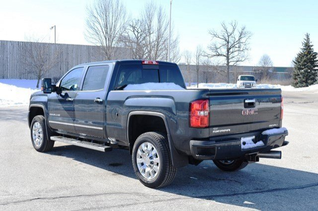 2019 Sierra 2500 Crew Cab 4x4,  Pickup #19G315 - photo 2
