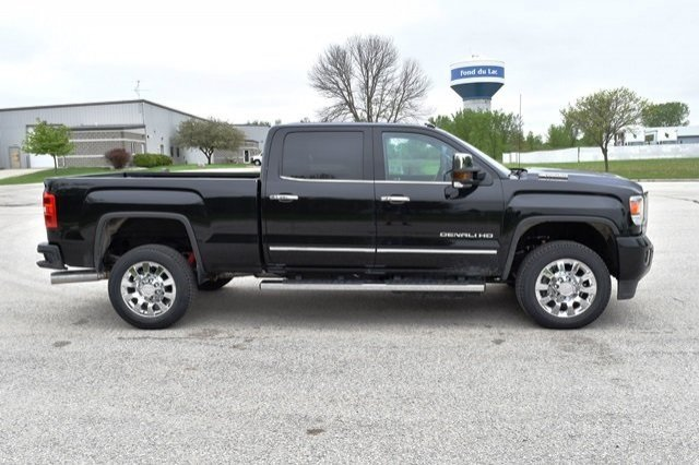 2019 Sierra 2500 Crew Cab 4x4,  Pickup #19G320 - photo 12