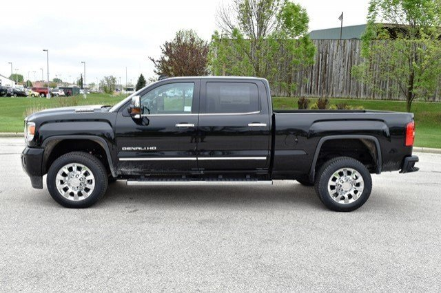 2019 Sierra 2500 Crew Cab 4x4,  Pickup #19G320 - photo 2
