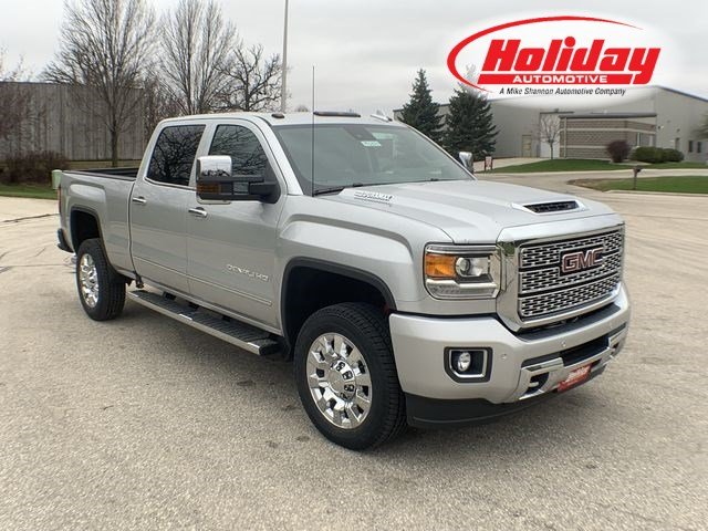 2019 Sierra 2500 Crew Cab 4x4,  Pickup #19G321 - photo 1