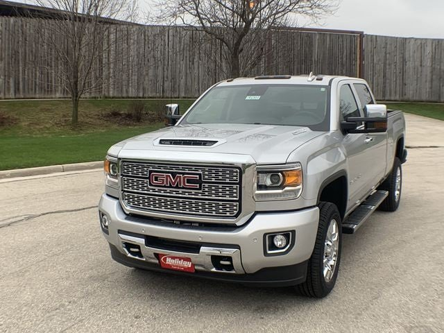 2019 Sierra 2500 Crew Cab 4x4,  Pickup #19G321 - photo 4