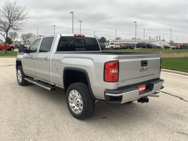 2019 Sierra 2500 Crew Cab 4x4,  Pickup #19G321 - photo 8