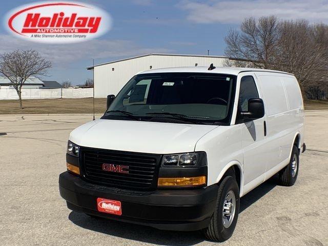 2019 Savana 2500 4x2,  Empty Cargo Van #19G327 - photo 1
