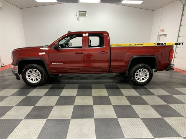 2019 Sierra 1500 Extended Cab 4x4,  Pickup #19G341 - photo 4