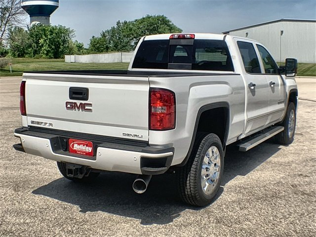 2019 Sierra 2500 Crew Cab 4x4,  Pickup #19G353 - photo 11