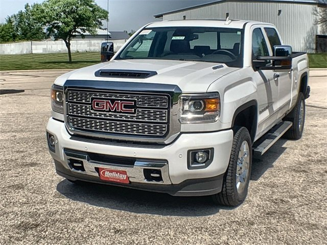2019 Sierra 2500 Crew Cab 4x4,  Pickup #19G353 - photo 4