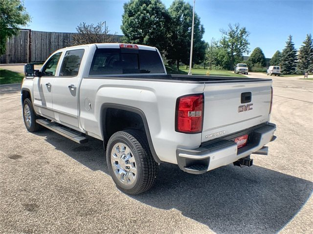2019 Sierra 2500 Crew Cab 4x4,  Pickup #19G353 - photo 8