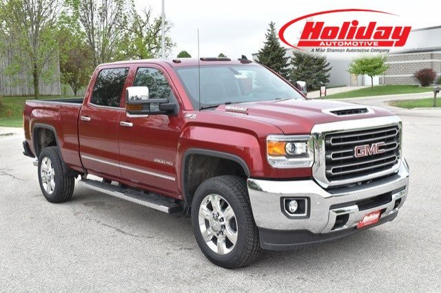 2019 Sierra 2500 Crew Cab 4x4,  Pickup #19G355 - photo 1