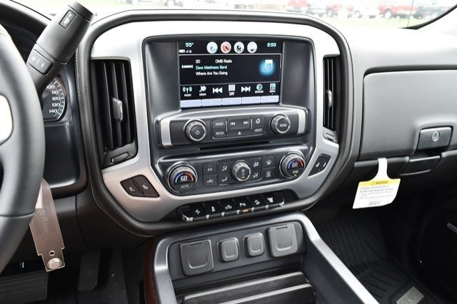 2019 Sierra 2500 Crew Cab 4x4,  Pickup #19G355 - photo 3