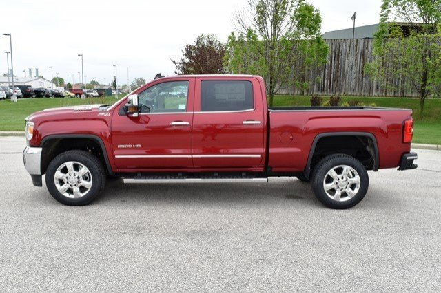 2019 Sierra 2500 Crew Cab 4x4,  Pickup #19G355 - photo 2