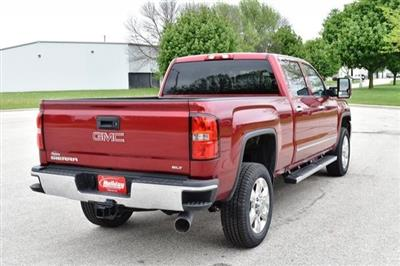 2019 Sierra 2500 Crew Cab 4x4,  Pickup #19G355 - photo 10