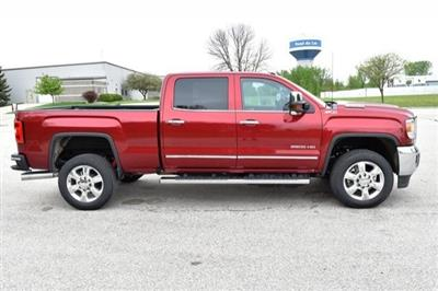 2019 Sierra 2500 Crew Cab 4x4,  Pickup #19G355 - photo 11