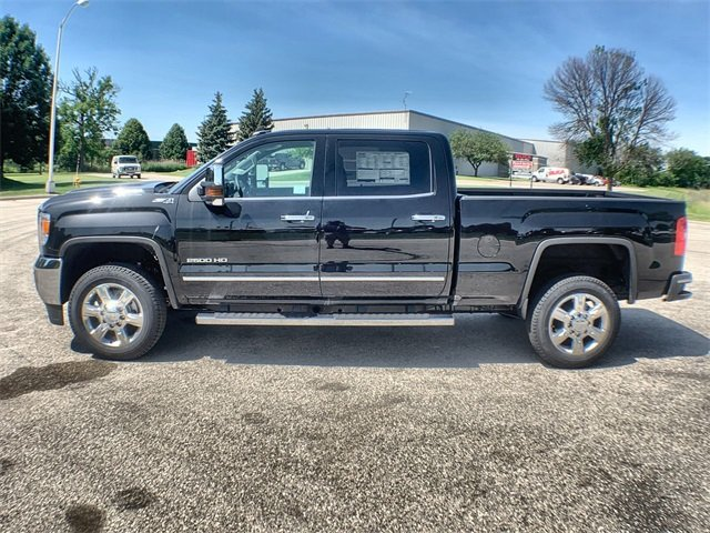 2019 Sierra 2500 Crew Cab 4x4,  Pickup #19G363 - photo 1