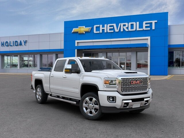 2019 Sierra 2500 Crew Cab 4x4,  Pickup #19G384 - photo 1