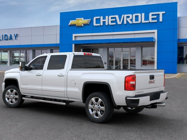 2019 Sierra 2500 Crew Cab 4x4,  Pickup #19G384 - photo 4