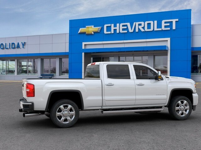 2019 Sierra 2500 Crew Cab 4x4,  Pickup #19G384 - photo 5