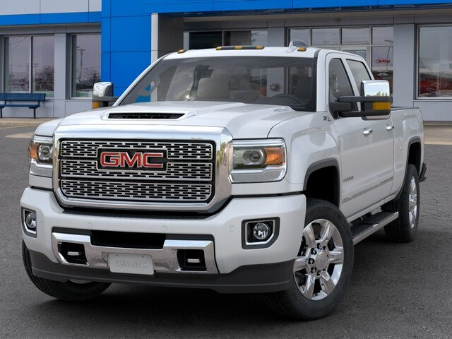 2019 Sierra 2500 Crew Cab 4x4,  Pickup #19G384 - photo 6