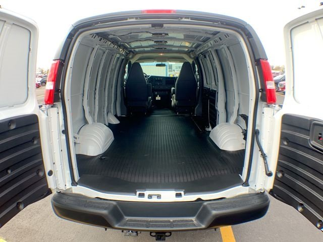 2019 Savana 2500 4x2,  Empty Cargo Van #19G393 - photo 13