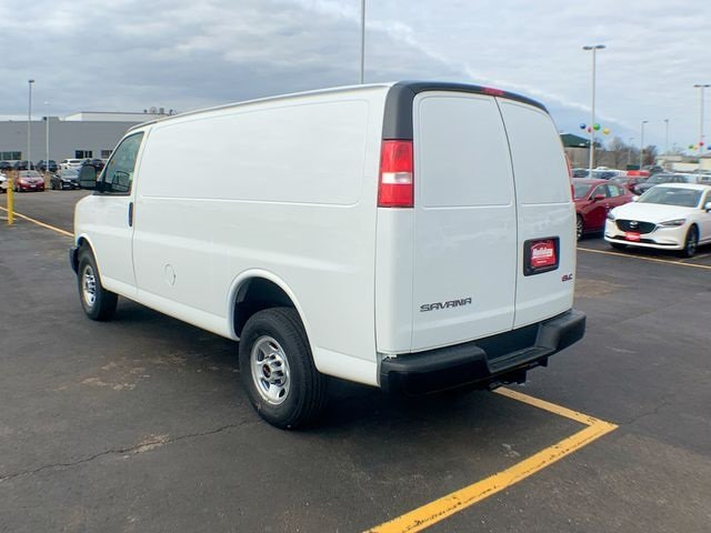 2019 Savana 2500 4x2,  Empty Cargo Van #19G393 - photo 5