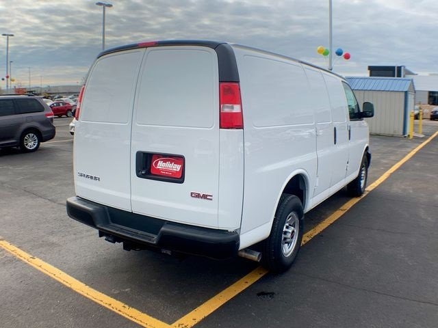 2019 Savana 2500 4x2,  Empty Cargo Van #19G393 - photo 9