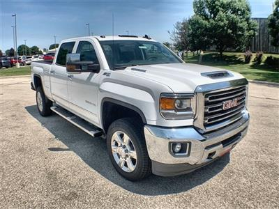 2019 Sierra 2500 Crew Cab 4x4,  Pickup #19G394 - photo 12