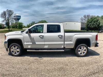 2019 Sierra 2500 Crew Cab 4x4,  Pickup #19G394 - photo 8