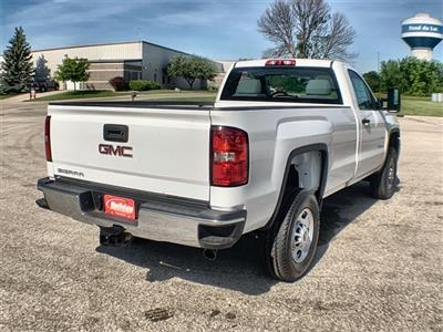 2019 Sierra 2500 Regular Cab 4x4,  Pickup #19G409 - photo 8