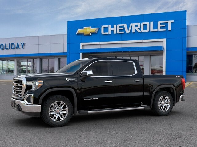 2019 Sierra 1500 Crew Cab 4x4,  Pickup #19G430 - photo 3