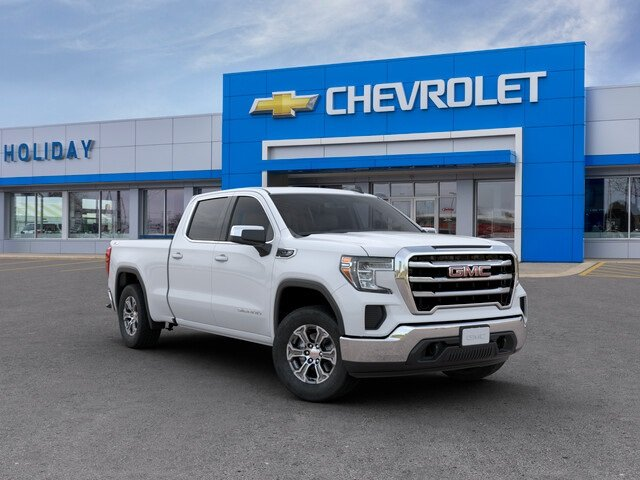 2019 Sierra 1500 Crew Cab 4x4,  Pickup #19G448 - photo 1