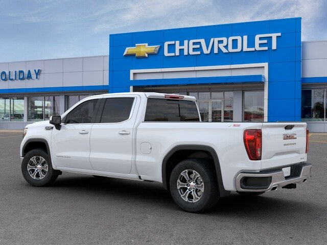 2019 Sierra 1500 Crew Cab 4x4,  Pickup #19G448 - photo 5